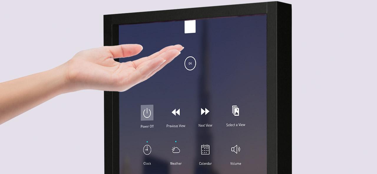 Control with Proximity Sensor